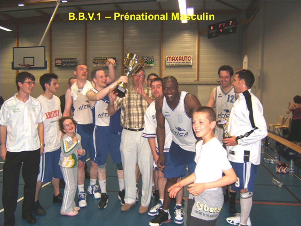 B.B.V.1 – Prénational Masculin
