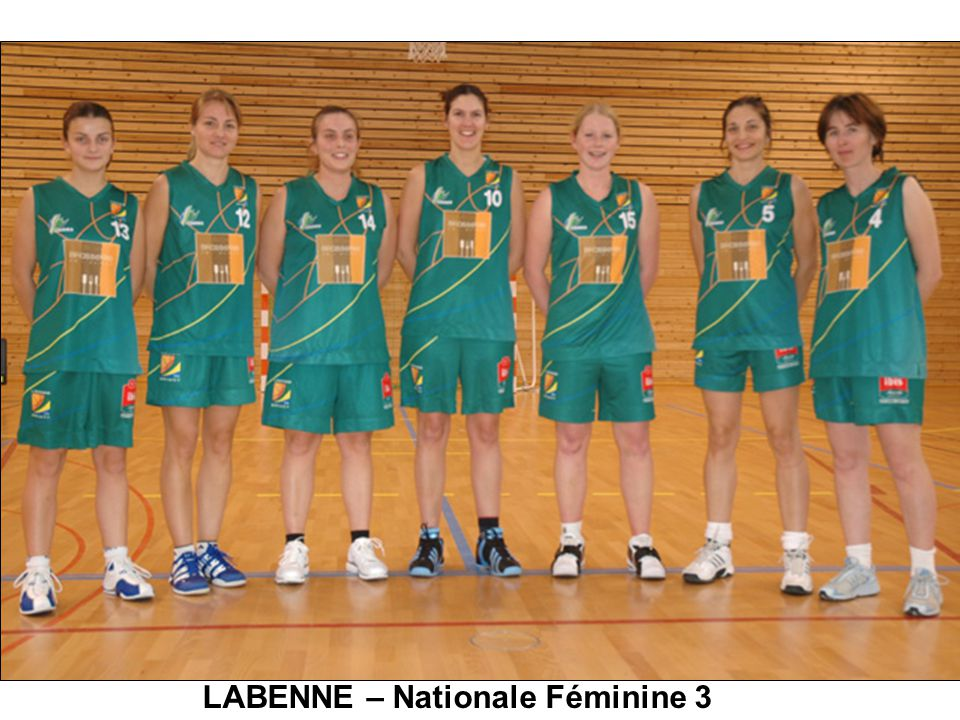 LABENNE – Nationale Féminine 3
