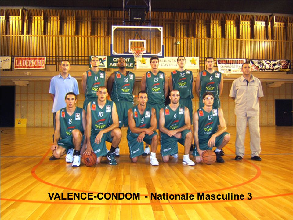 VALENCE-CONDOM - Nationale Masculine 3