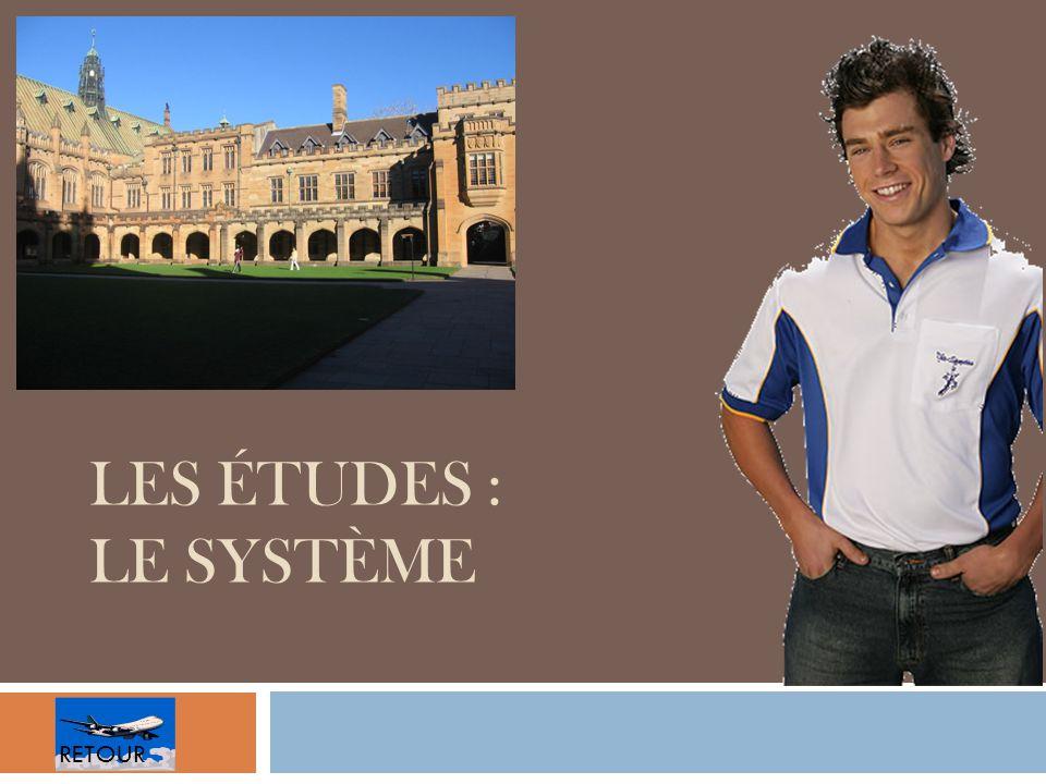 LES FILIÈRES ACADÉMIQUES (Le domaine technique) Undergraduate Postgraduat e RETOUR