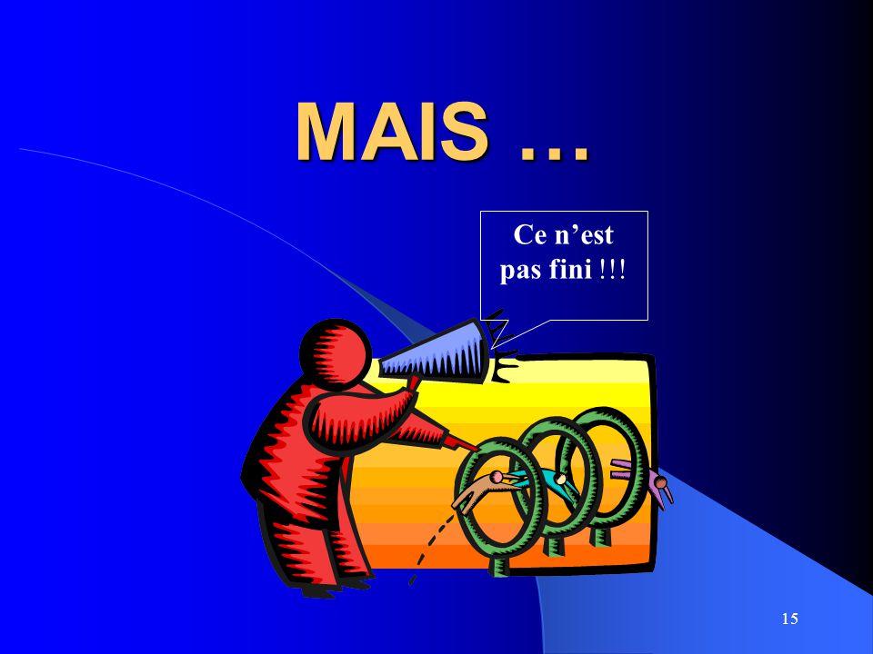 14 TRAVAIL REALISE PROFESSEUR S.T.T LYCEE Thierry MAULNIER ACADEMIE DE NICE PAR M. EVEQUE LE 15 MARS 2000
