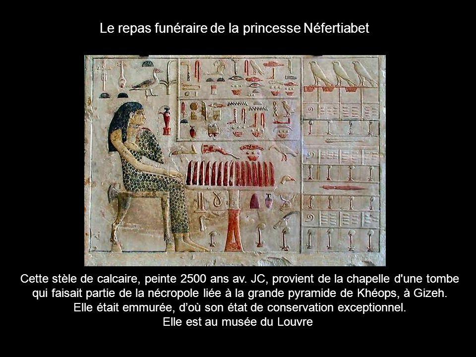 Les pyramides de Gizeh Mikérinos = 2480 av.J-C ; Képhren = 2500 av.