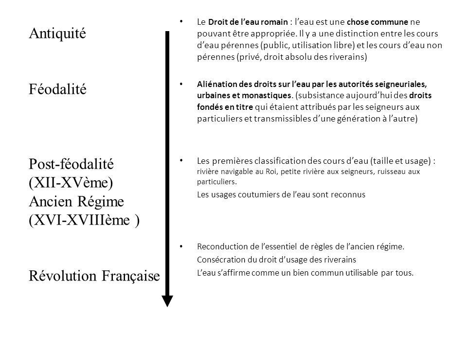 B. La gestion intégrée de leau: définition et principes 39