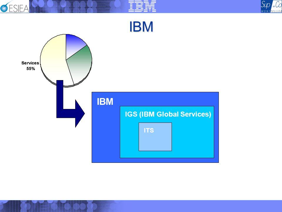 IBM IBM IGS (IBM Global Services) ITS