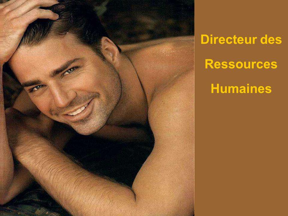 Directeur des Ressources Humaines