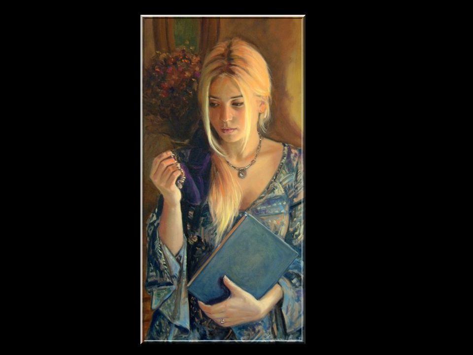 Jeune femme au drapé