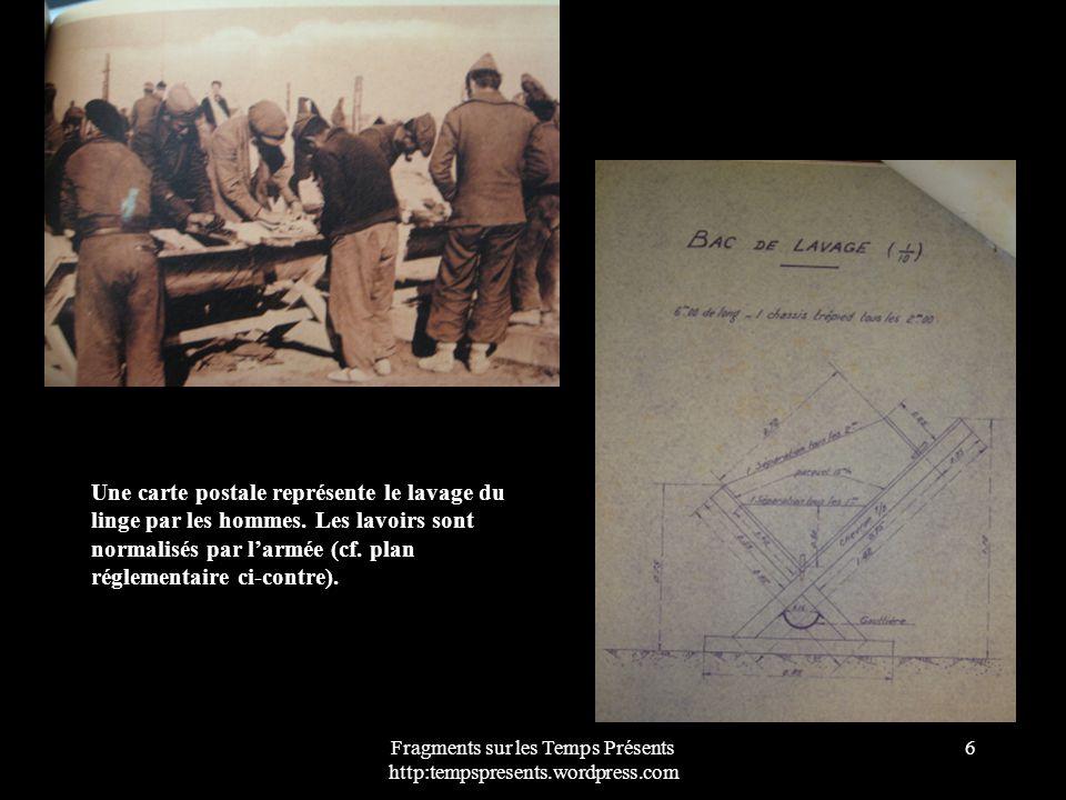 Fragments sur les Temps Présents http:tempspresents.wordpress.com 7 Maison du commandant du camp.