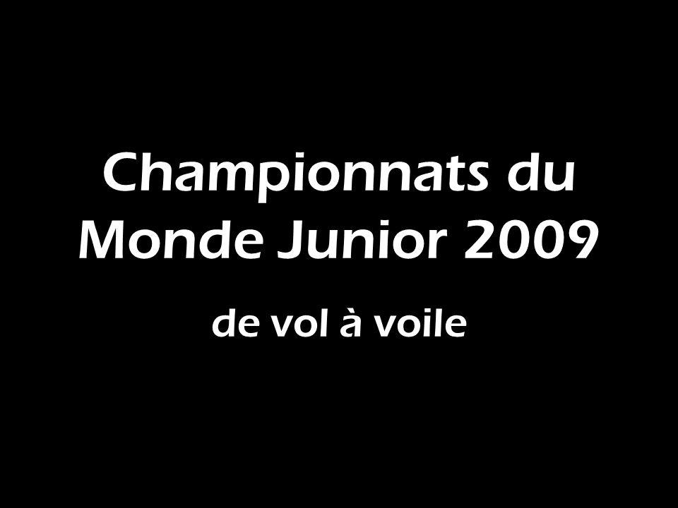 Championnats du Monde Junior 2009 de vol à voile