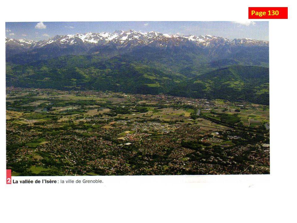 Seine Vosges Alpes Massif Central Pyrénées Rhin Loire Garonne Rhône Jura montagne plaine vallée Schéma 2 : Le relief de la France métropolitaine