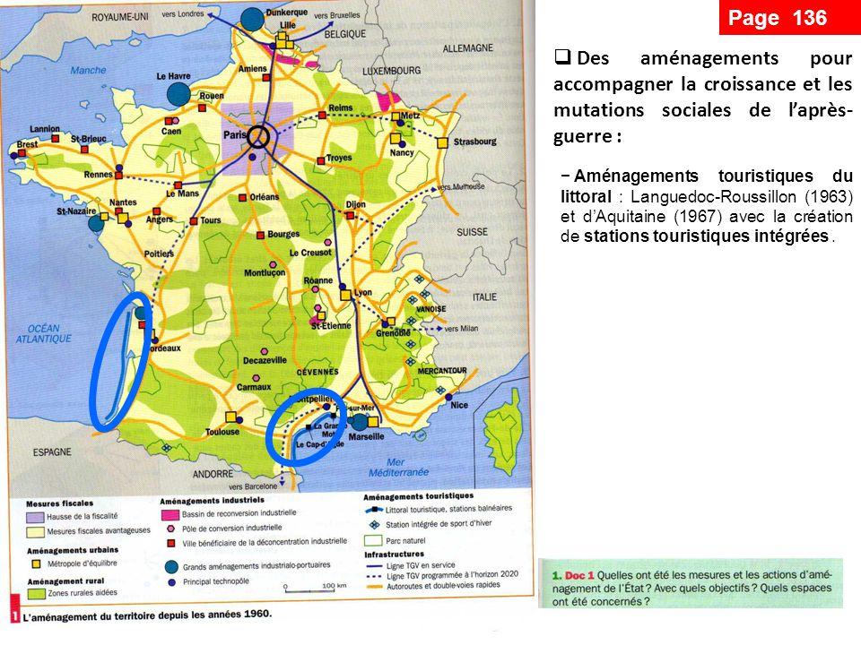 Page 137 Reportage Languedoc Roussillon : nouvelle Floride .