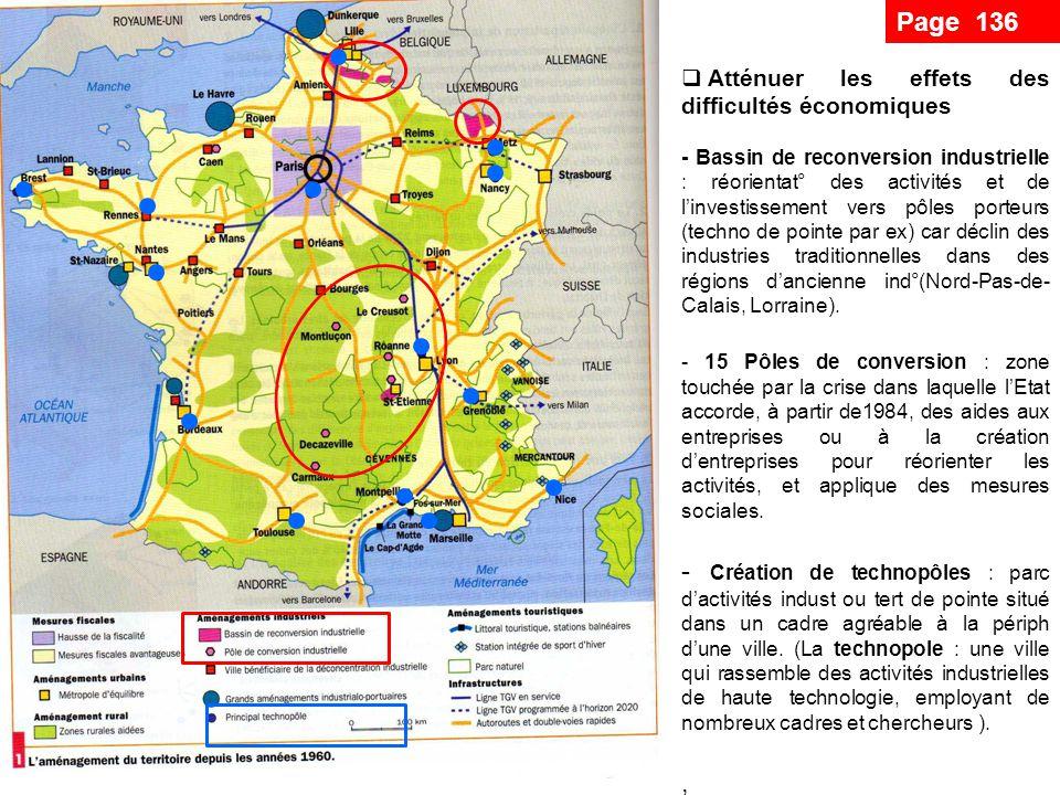 Favoriser lintégration européenne - Développement dinfrastructures de transport ( LGV, autoroutes, tunnel sous la Manche …).