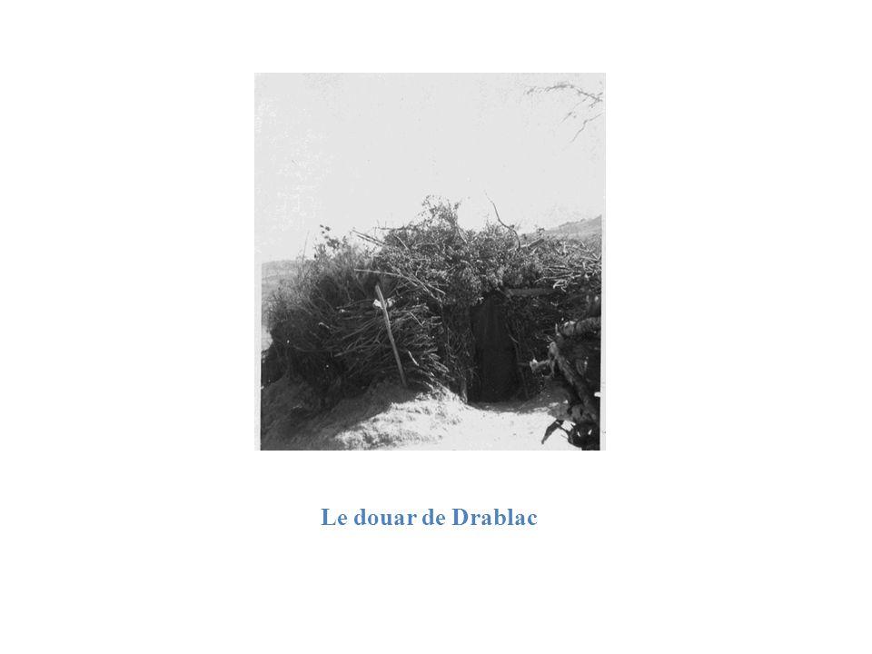 Le douar de Drablac