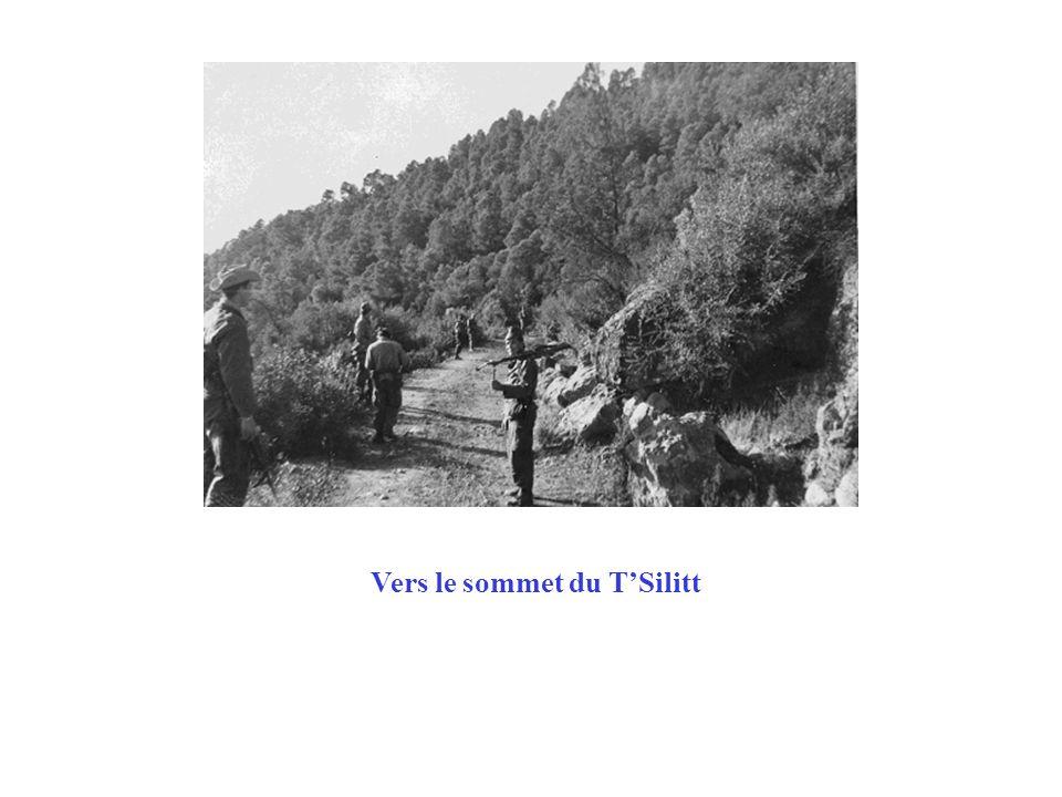 Vers le sommet du TSilitt
