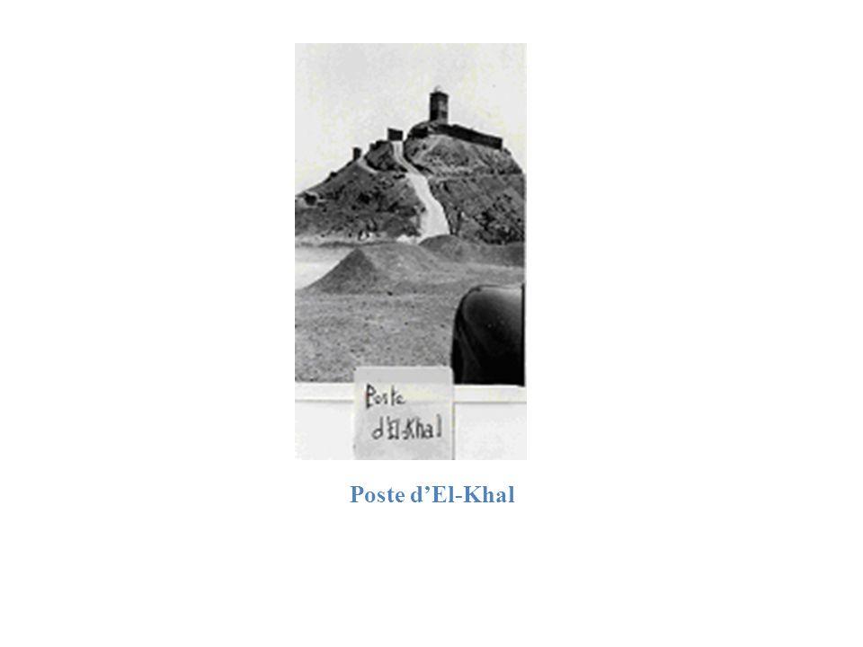 Poste dEl-Khal