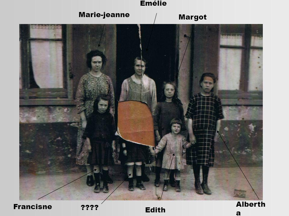 Marguerite dit margot