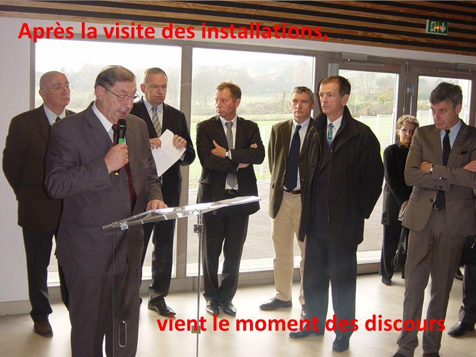 Pierre Muel Président du SIVOM des Côtes Joël Strozyna, Maire de Féy