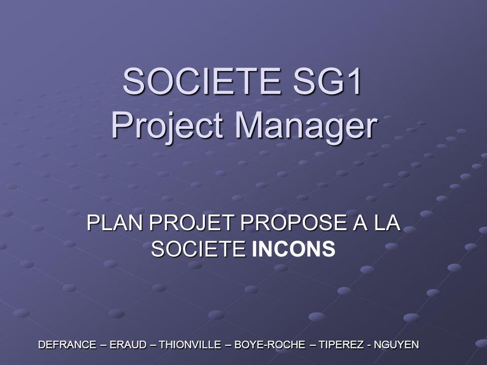 Présentation de la gestion des réunions Réunions : Au cœur de la politique du plan projet.