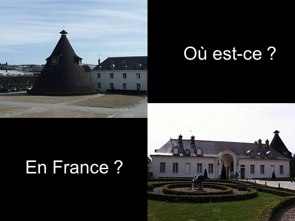 Où est-ce ? En France ?
