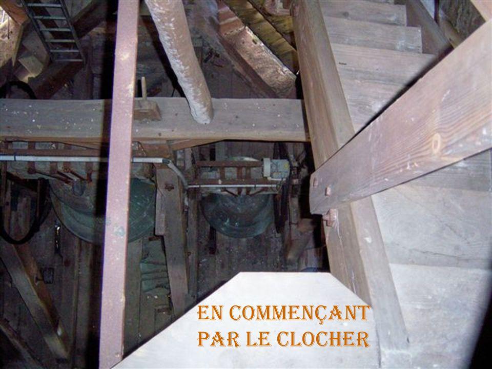 Visite de léglise o.R.M Moussey Chant Kyrie Eli Son + Gloria