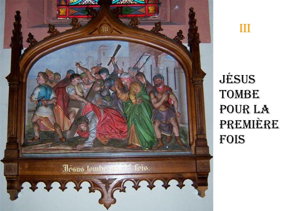 ii Jésus chargé de sa croix