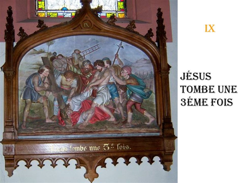viii Jésus console les filles disraël