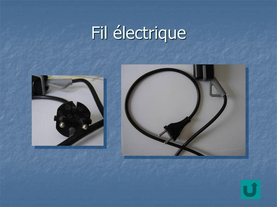Fil électrique