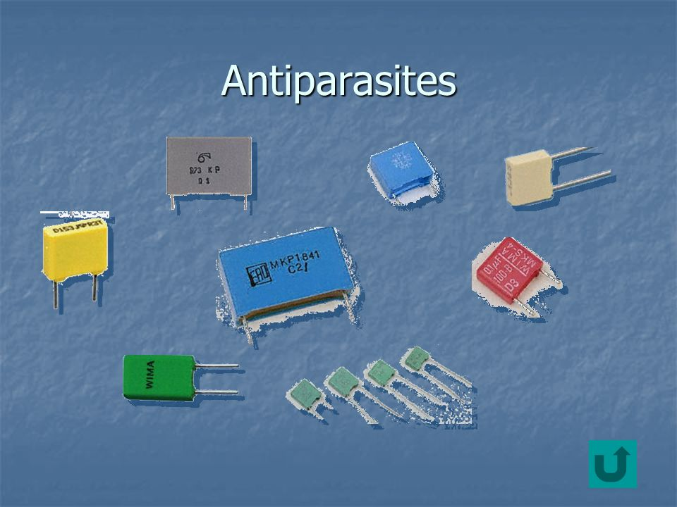 Antiparasites
