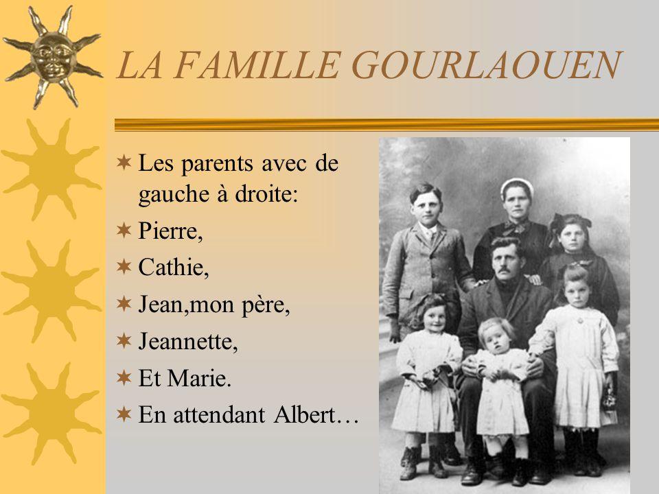 MES GRAND-PARENTS MATERNELS Paulette CRETAL Louis JAUME