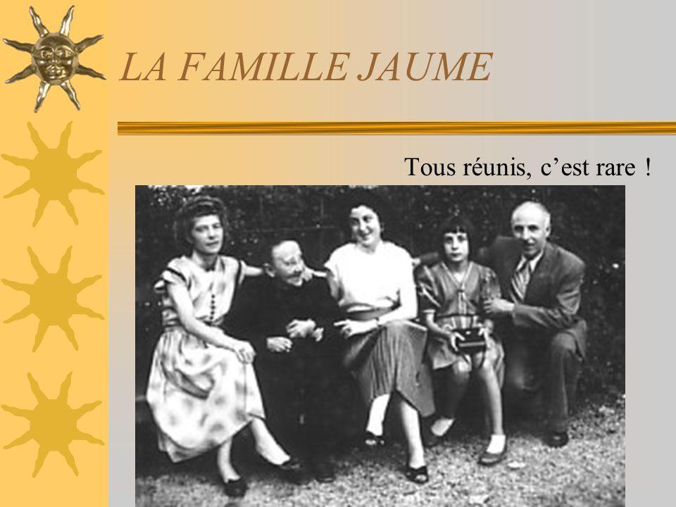 LA FAMILLE GOURLAOUEN TOUJOURS….. Pierre décédé et marie partie courir, reste: Jeannette, Jean, Cathie, Et enfin Albert…