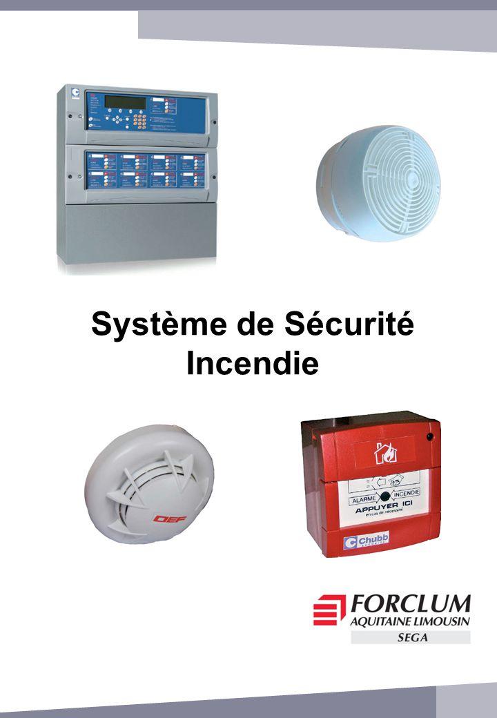 Système de Sécurité Incendie