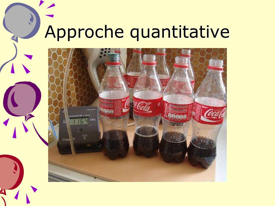 23 Approche quantitative