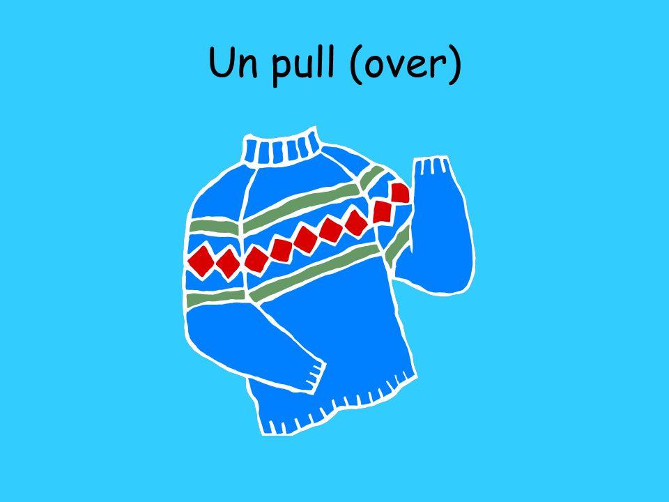 Un pull (over)