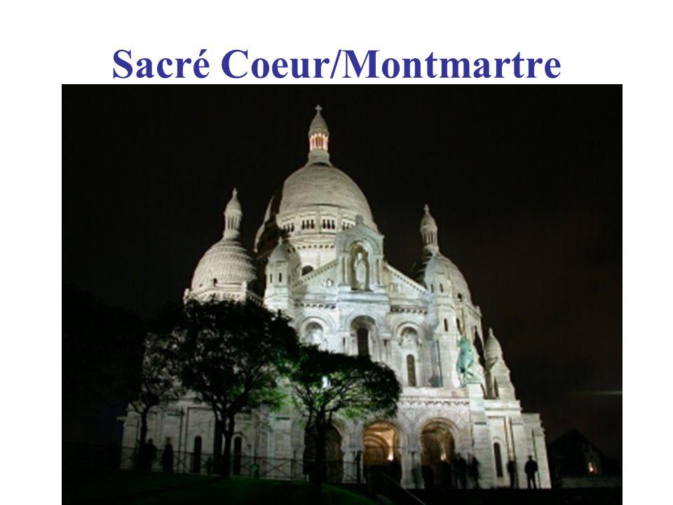 Sacré Coeur/Montmartre