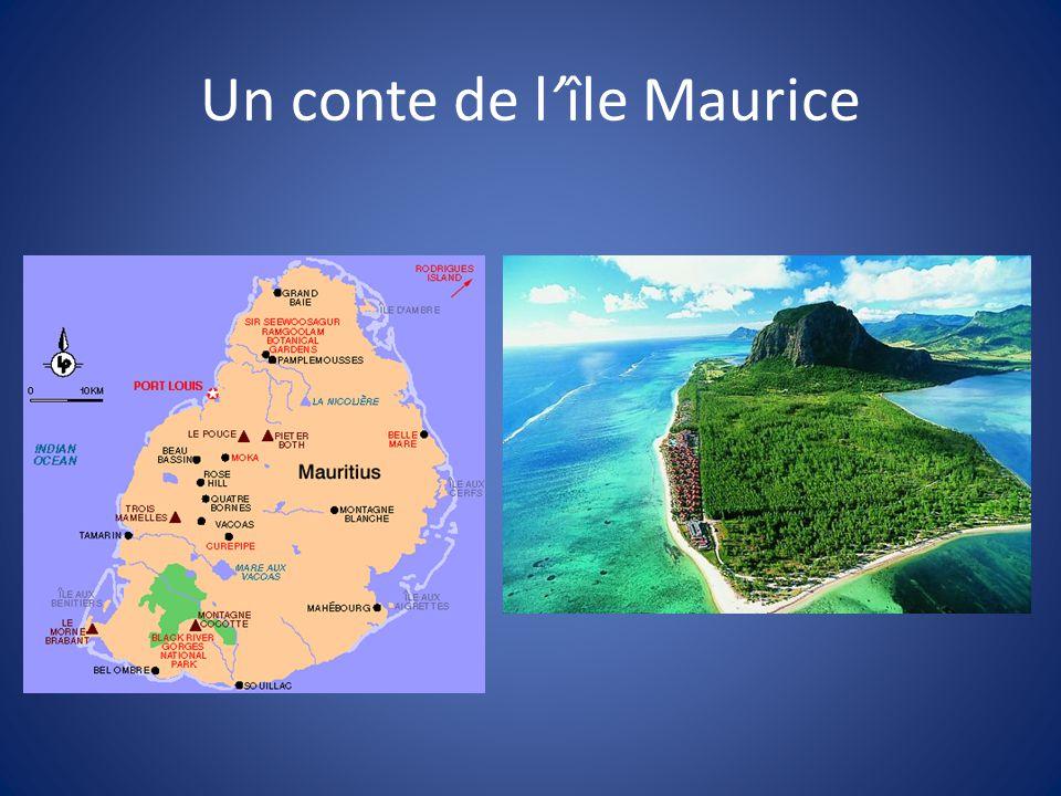Un conte de lîle Maurice