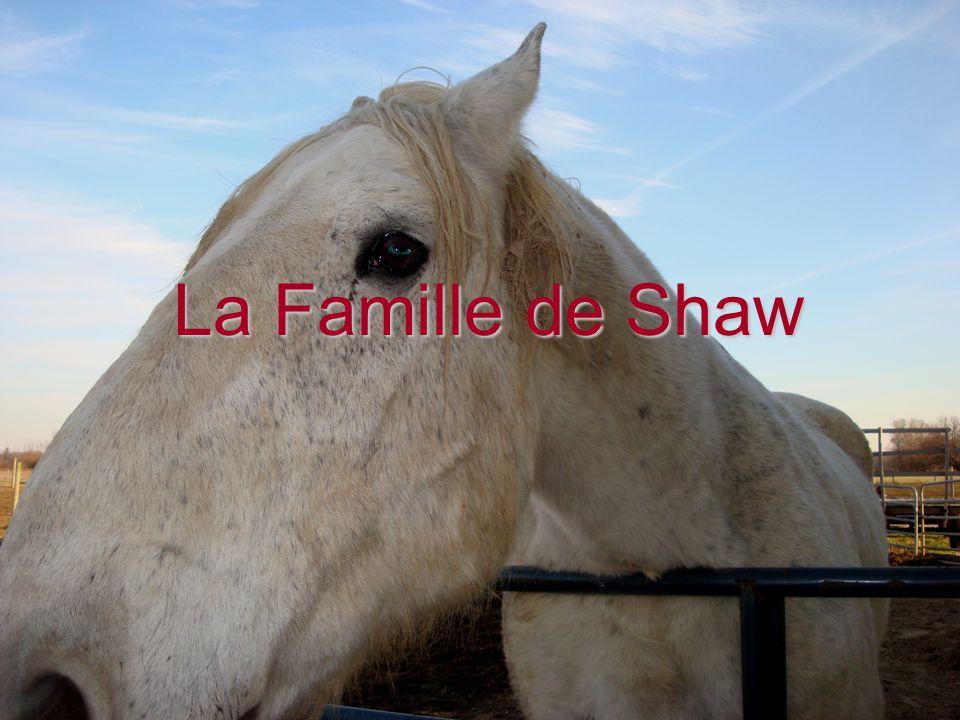 La Famille de Shaw
