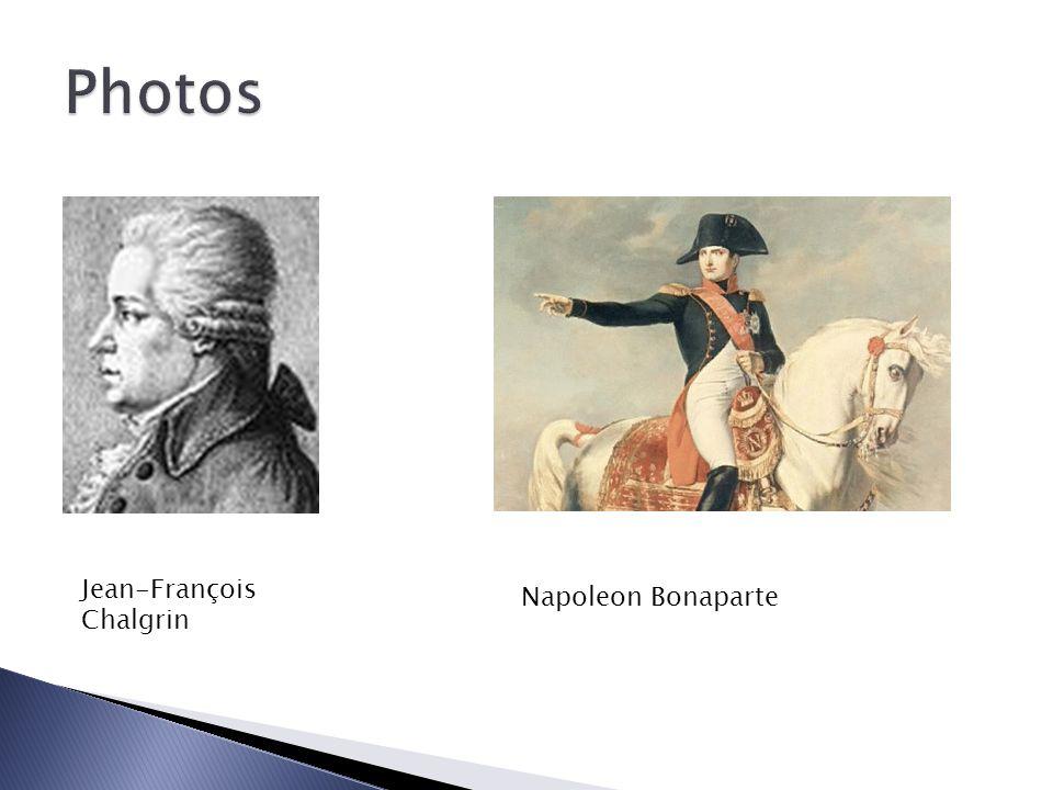 Jean-François Chalgrin Napoleon Bonaparte