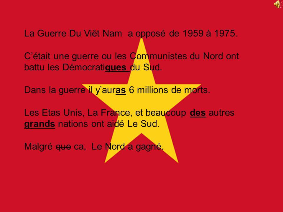 Dai Viet En 938 un chef Vietnamien qui sappelle Ngo Quyen a battu les forces Chinois qui controle Le Viet Nam depuis une mille ans.. Le Nouvau etat qu