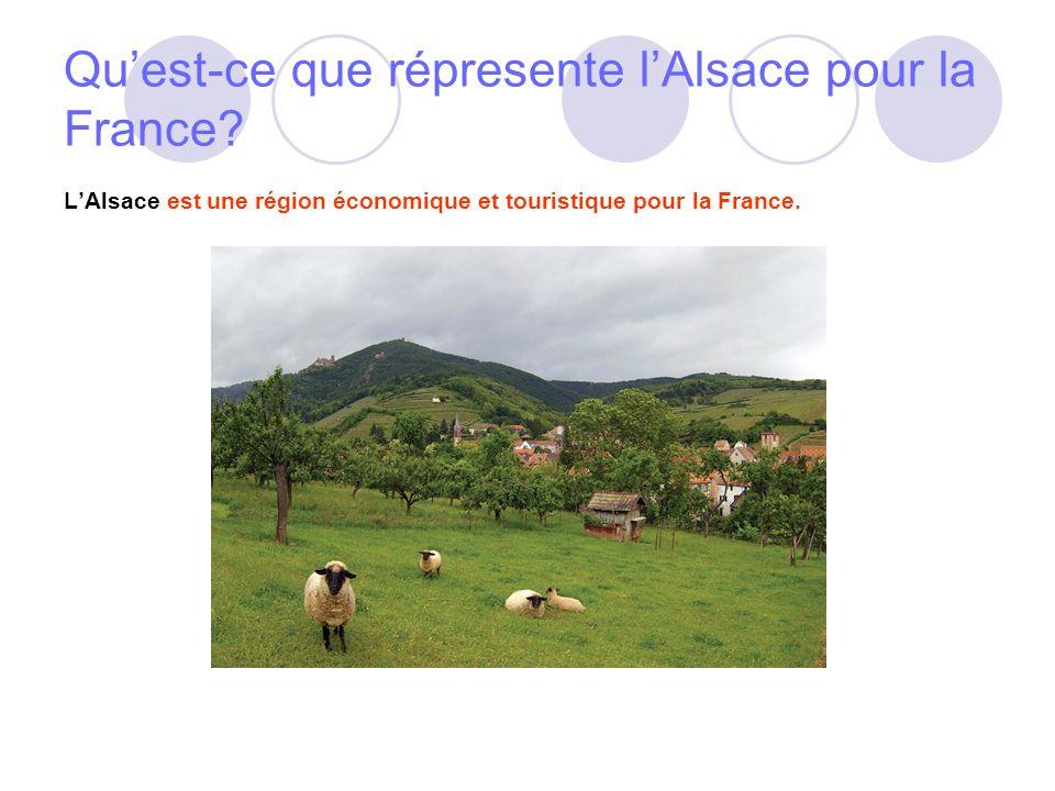 Quelles sont les objectifs touristiques de lAlsace? Le Plan Incliné de St Louis Mont Sainte-Odile