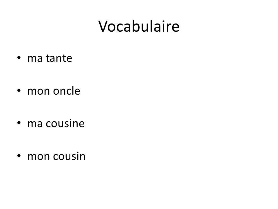 Armelle est la mère dAurélie et de Pierre. Lucie Jean Mireille Armelle Luc Aurélie Joseph Pierre