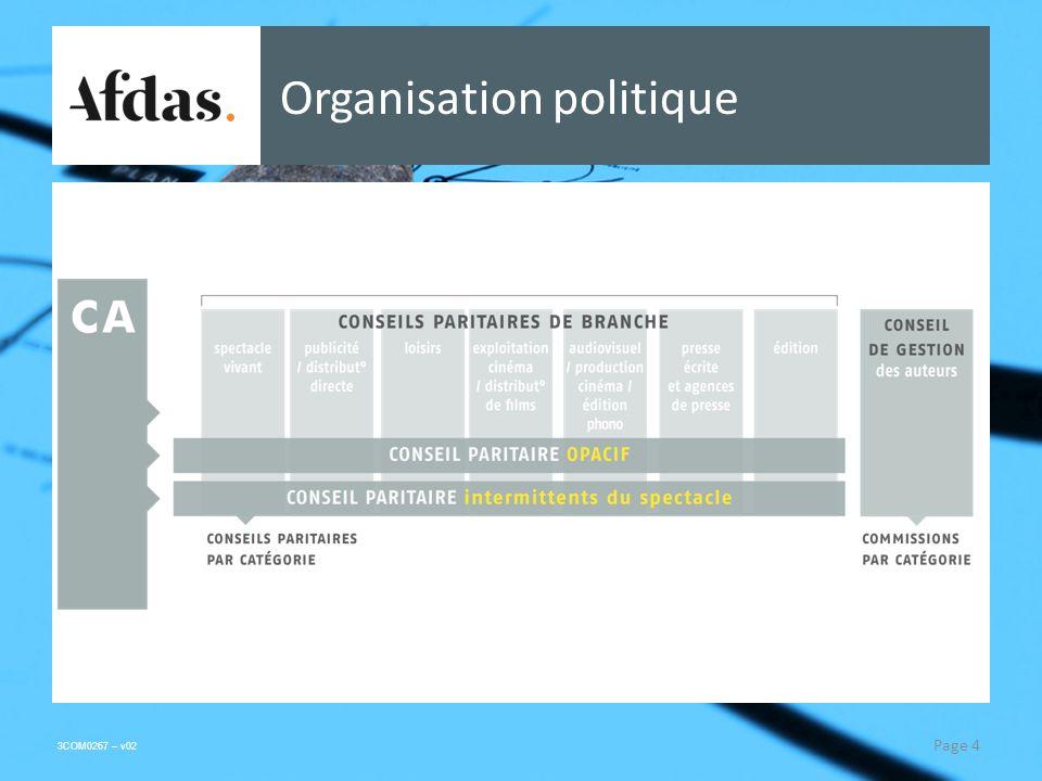 3COM0267 – v02 Organisation politique Page 4