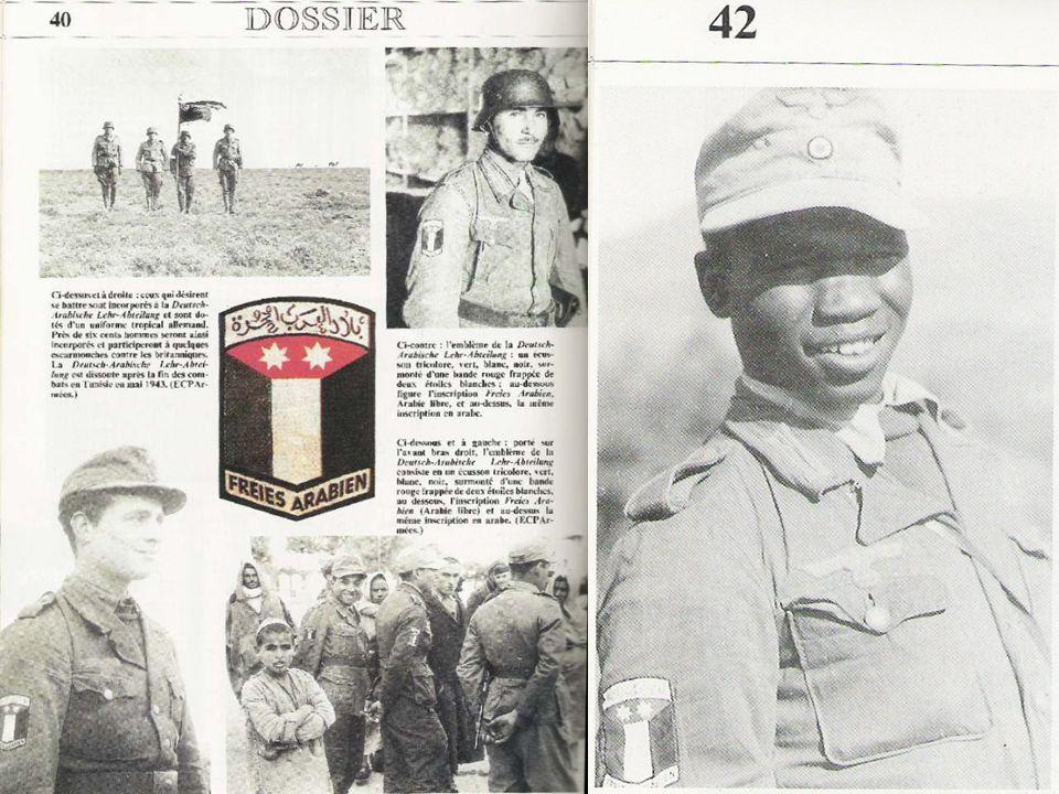La SS Mohamed que des soldats africains