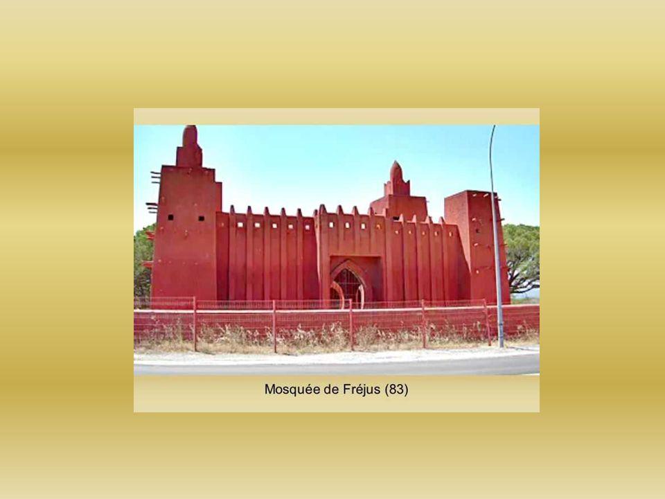 Mosquées en Construction et en projet