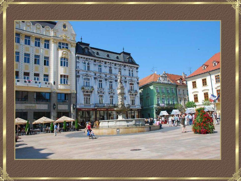 Bratislava (Slovaquie) Eslovaquia