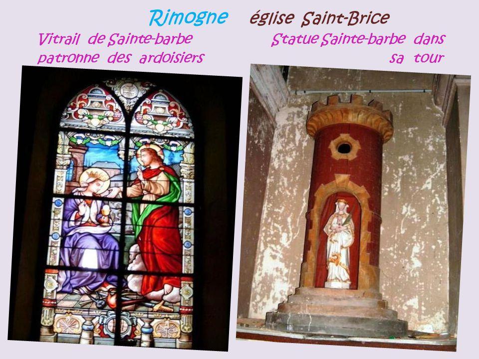 Rimogne église Saint-Brice de 1845