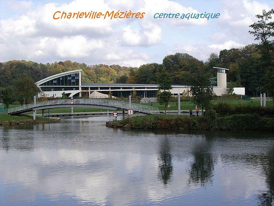 Charleville-Mézières centre aquatique