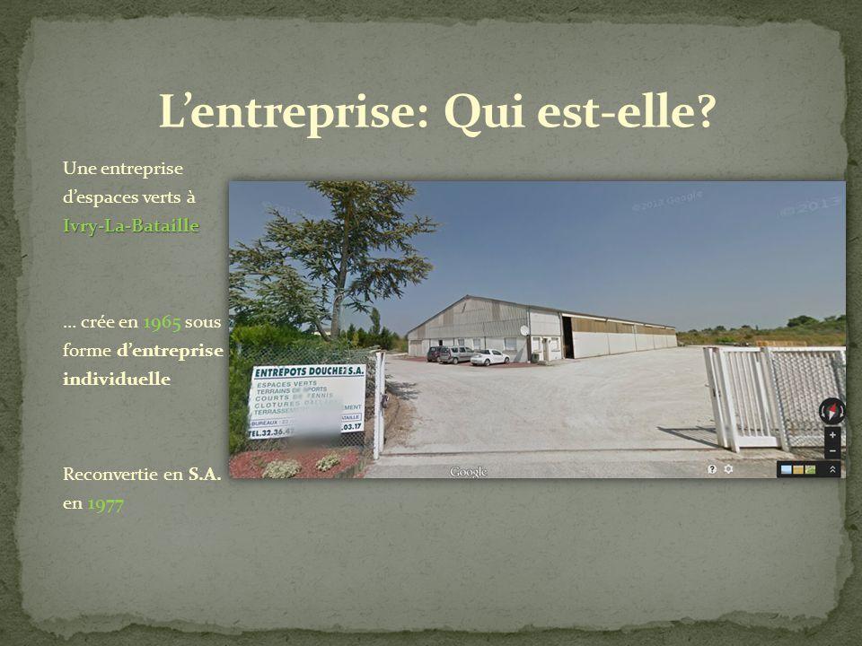Une entreprise de 7 employer Avec comme activités: Entretient Création Rénovation Terrassement Maçonnerie Clôture Assainissement Lentreprise aujourdhui