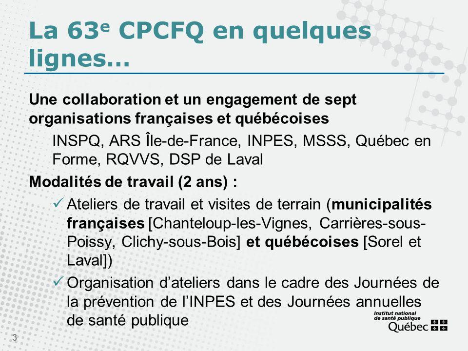 Des principes à laction La ville de Rivière-du-Loup a entrepris un exercice de planification stratégique selon lapproche « The Natural Step ».