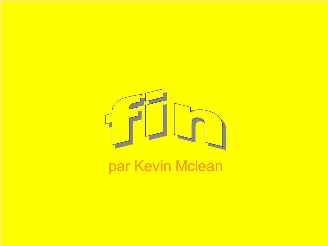 par Kevin Mclean
