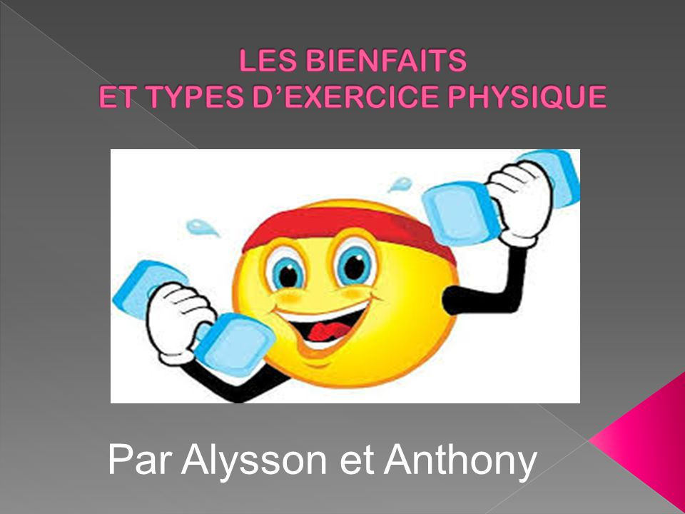 Par Alysson et Anthony