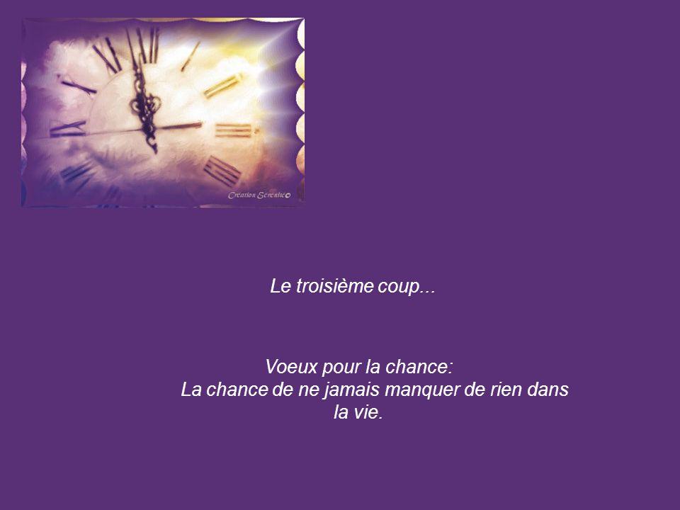 Bonne et Heureuse Année 2007 et que tous ces voeux deviennent réalité ! Sylvain